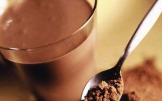 Употребление какао при панкреатите