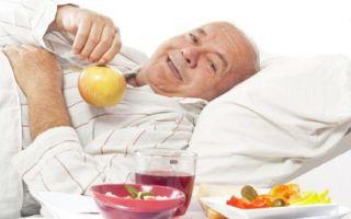 Правила питания при раке поджелудочной: особенности диеты