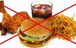 Правильная диета при хроническом панкреатите