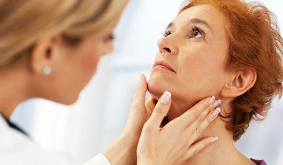 размеры щитовидной железы в норме у женщин