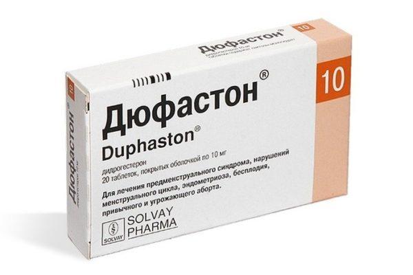 Как принимать Дюфастон при кисте яичника