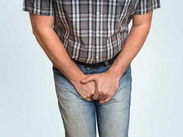 Боль в паху от простатита