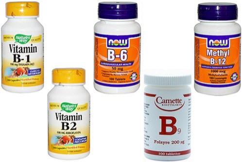 Витамины для поджелудочной железы