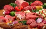 Можно ли употреблять мясные продукты при панкреатите