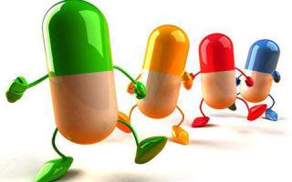 Необходимые витамины при заболеваниях поджелудочной железы