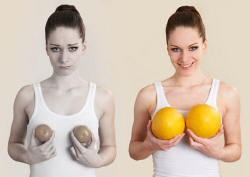 таблетки для увеличения грудных желез
