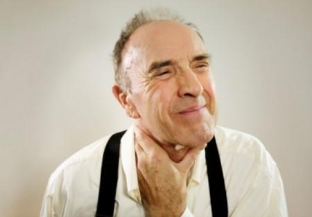 Болезни щитовидной железы у мужчин признаки