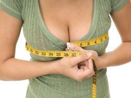 Как увеличить грудь?. Как ускорить рост груди? Реальные советы