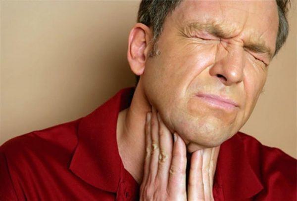как болит щитовидка