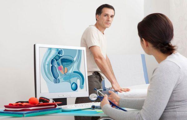 Обследование предстательной железы