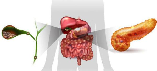 Атрофические изменения поджелудочной железы что это