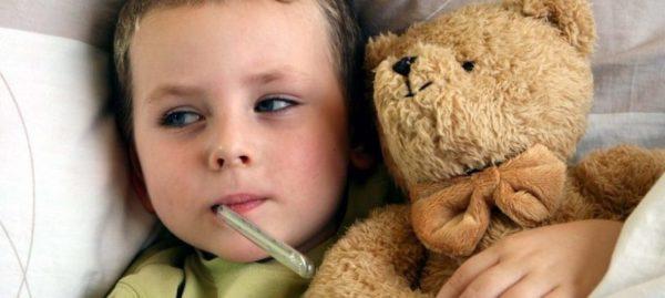 Увеличена поджелудочная железа у ребенка